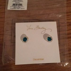 Vera Bradley December Earrings